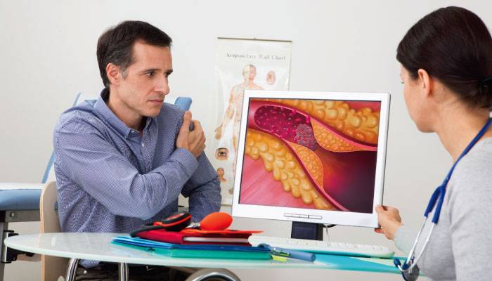 Диагностика атеросклероза сосудов мозга