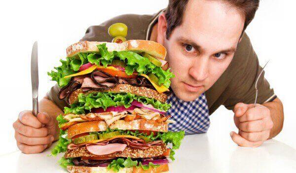 Як знизити апетит і менше їсти