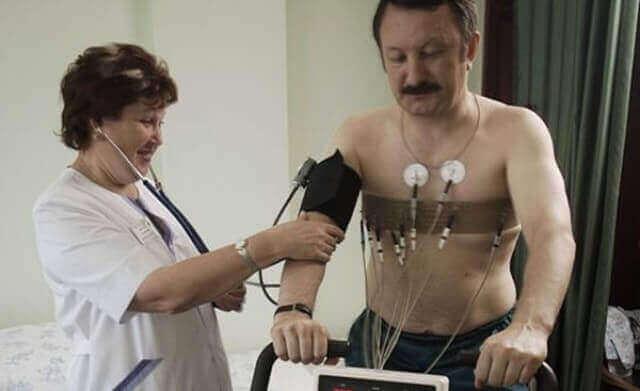 Як ставлять діагноз хронічна серцева недостатність