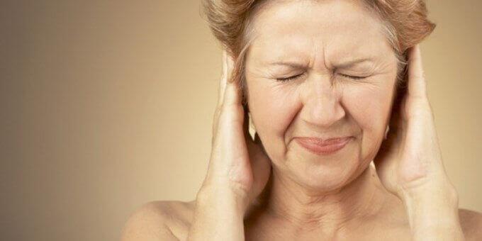 ВСД за кардіальним типом характерна шумом у вухах
