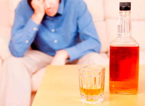 Алкоголізм стадії