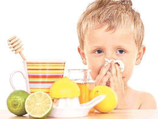 Симптоматика дитячого авітамінозу