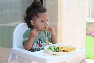 Дитина погано їсть. Що робити?