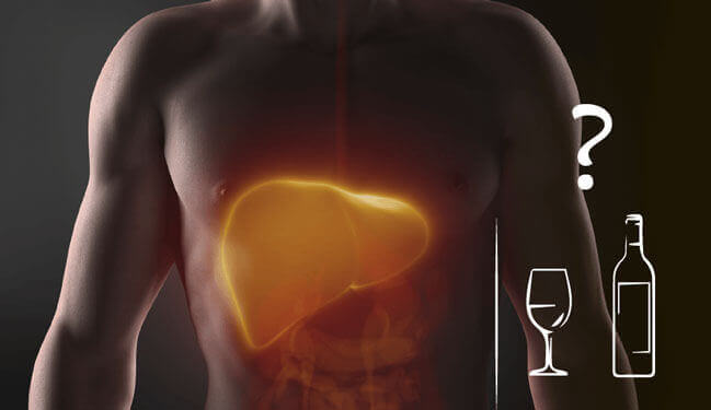 Особливості алкогольного гепатиту