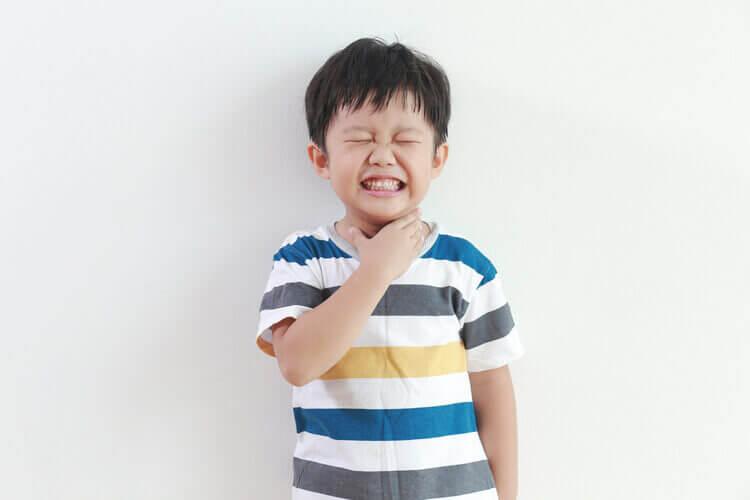 Симптоми ларингіту у дітей