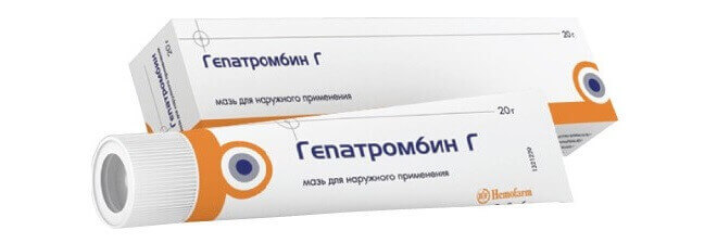 Гепатромбін