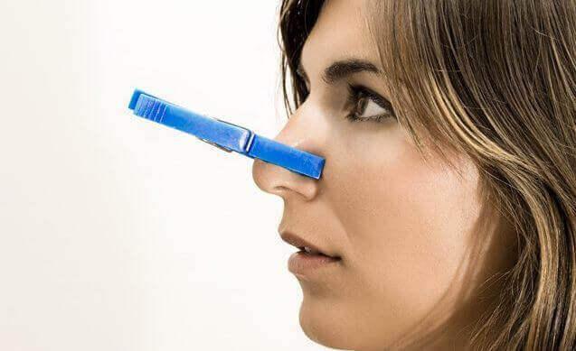 Закладений ніс, що робити, якщо сильно закладений ніс