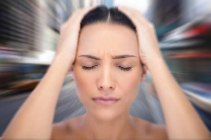 Запаморочення: причини, по яких паморочиться голова