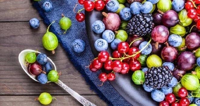 Овочі та фрукти знижують артеріальний тиск