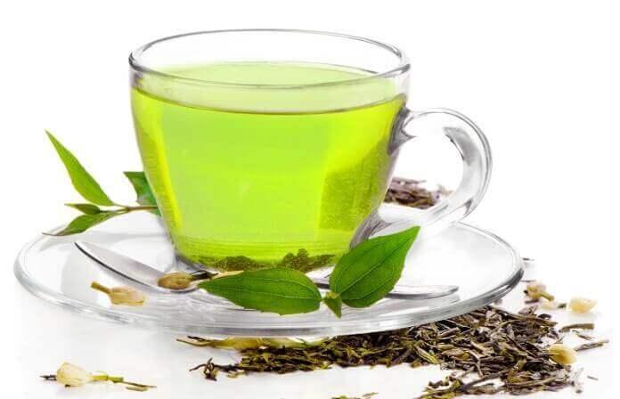 Зелений чай і його негативні наслідки
