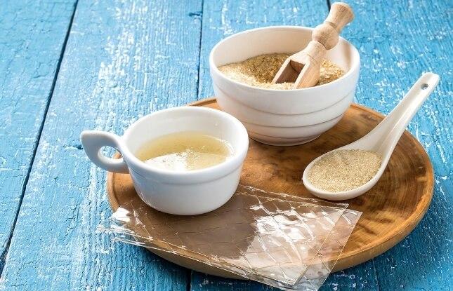 Чим корисний желатин для здоров'я